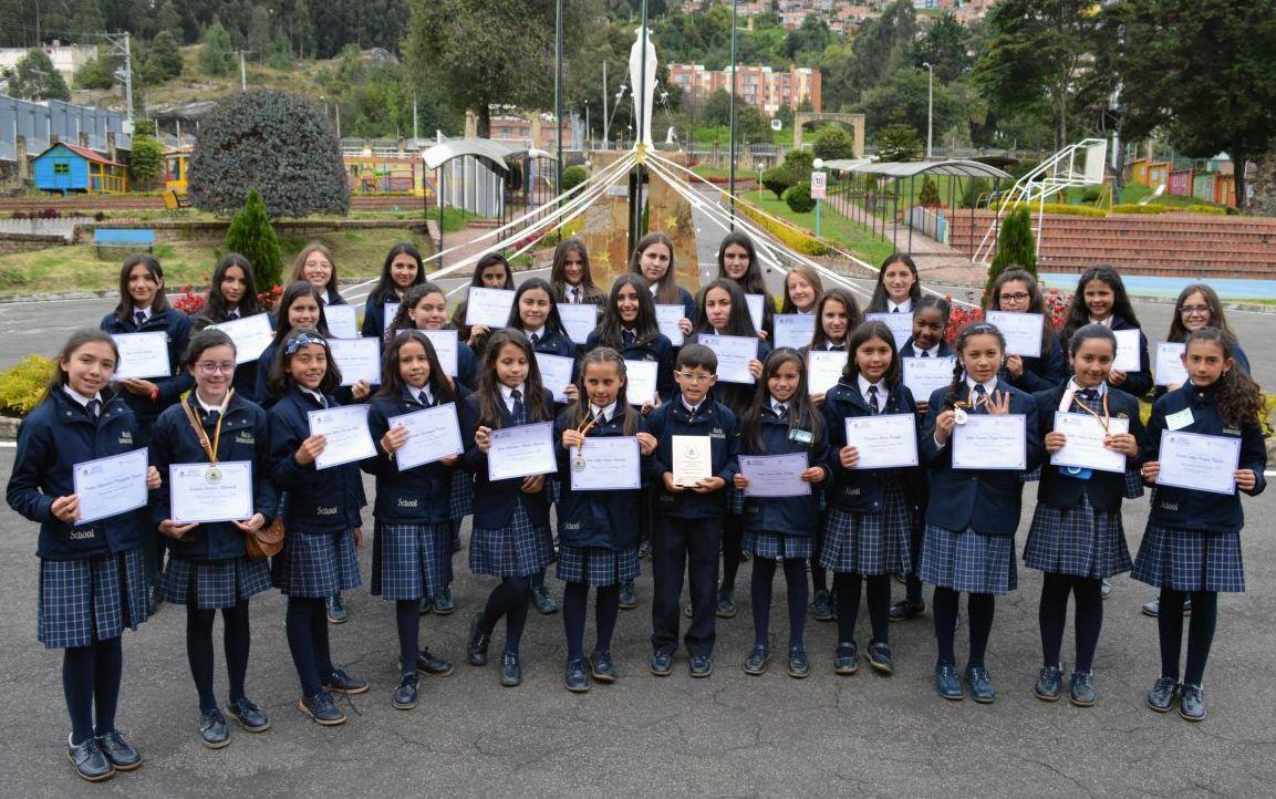 Colegio María Inmaculada School - Bogotá - Colombia :::